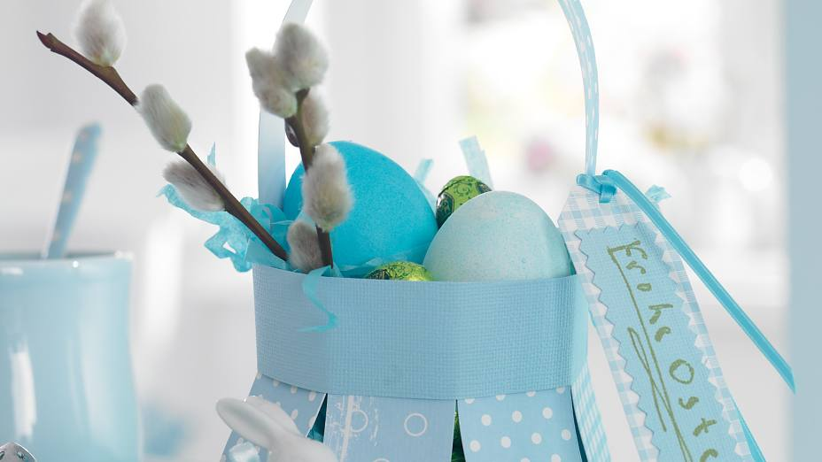 Tip: Easter basket 2013– visual