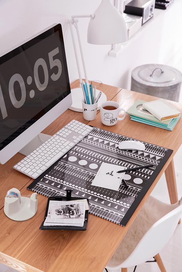 Schreibtischunterlage Selber Machen Tesa