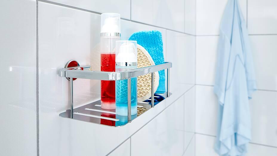 Duschablagen Zum Kleben Tesa