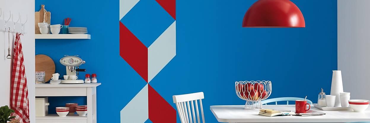 Wall Paint: A Creative Talent