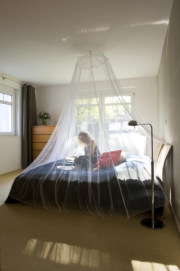 Moskitonetz Fliegennetz Fur Bett Und Reise Tesa