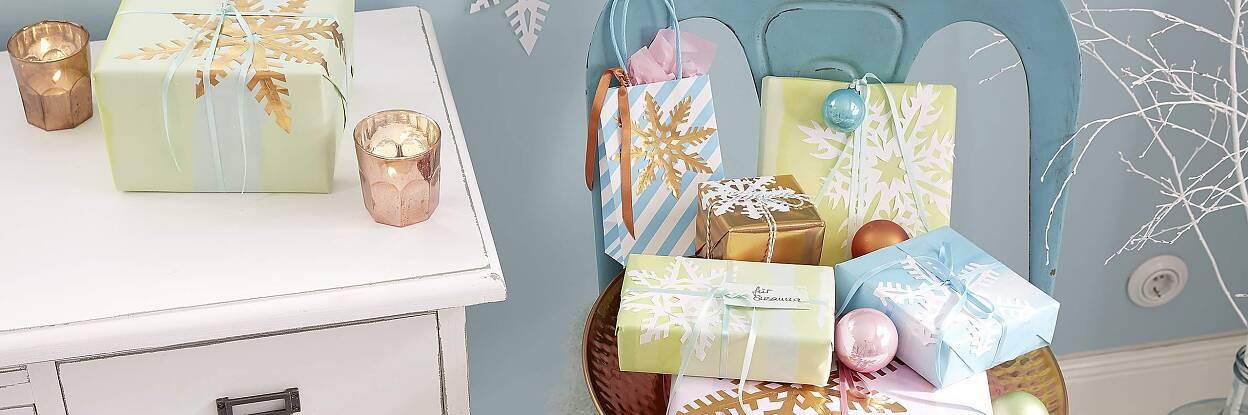 Weihnachtsgeschenke Geschenke.Weihnachtsgeschenke Einpacken Tesa