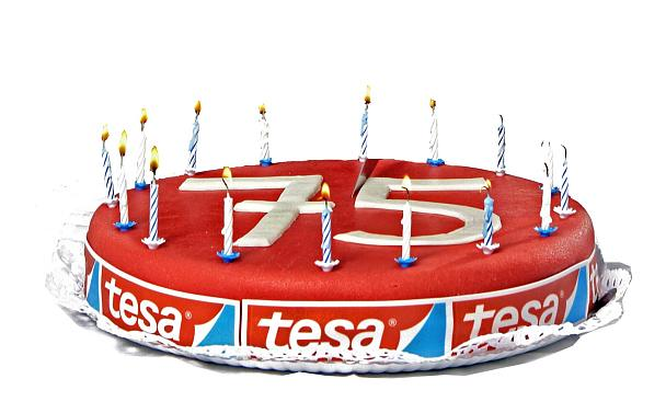 In 2011 tesa celebrated its 75th birthday