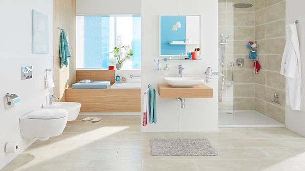 Discover our wide range of mountable bathroom accessories in modern, premium and elegant designs to match your style.