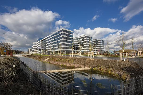 The new Headquarters of tesa SE in Norderstedt / Germany