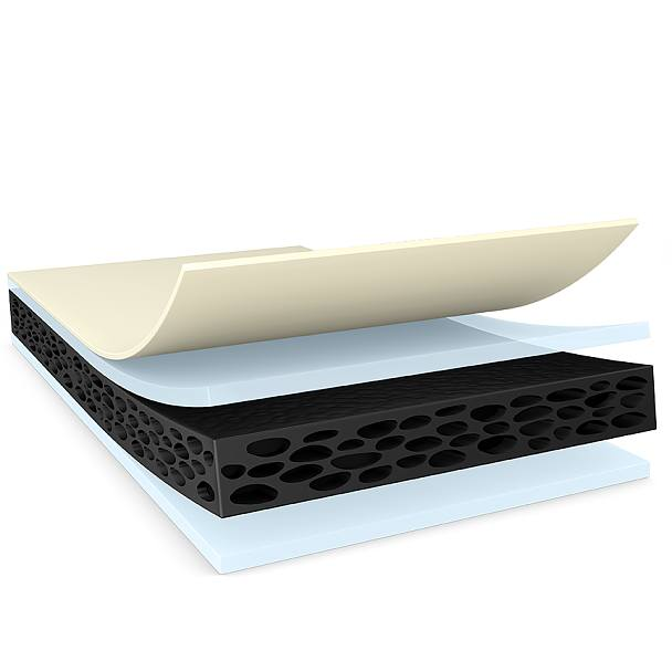 Permanent And Removable Double Sided Adhesive Foam Tapes