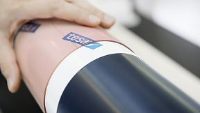 Plate mounting tapes – flexographic printing