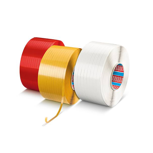 tesa 51970 Polypropylene Double Sided Tape for permanent bonding of metals, plastics and glass