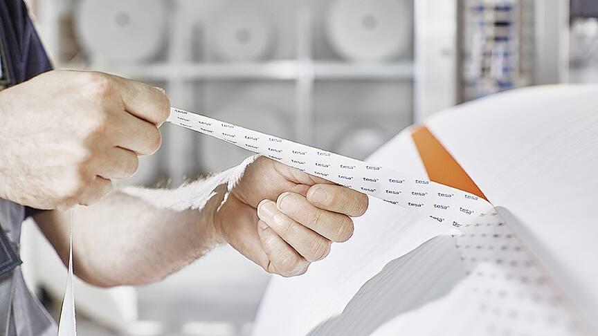 "Best Practice Guide: ""Optimized Paper Handling & Logistics"" - tesa"