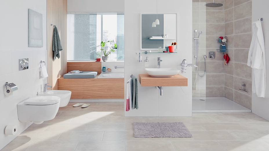 Adhesive Solutions for Bathroom Accessories