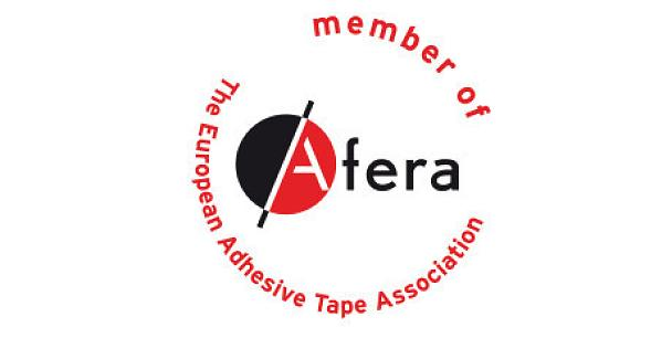 tesa is member of afera - the European Adhesive Tape Association. The membership includes manufacturers, raw materials and machine suppliers, converters (such as printers, slitters, die cutters and laminators of adhesive tape), and national tape organisations.