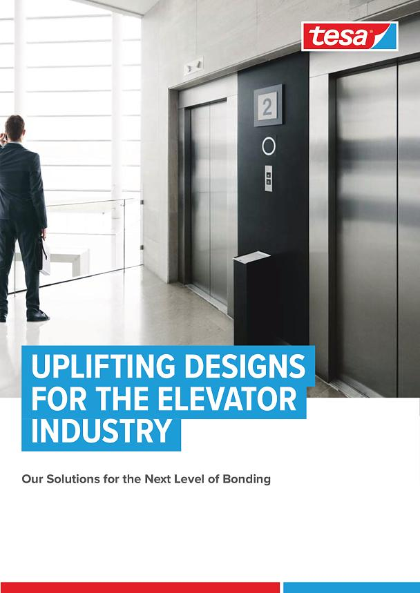 Next Level Of Bonding Solutions For The Elevator