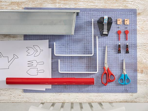 Overview Of Materials Needed For Garage Storage Boxes