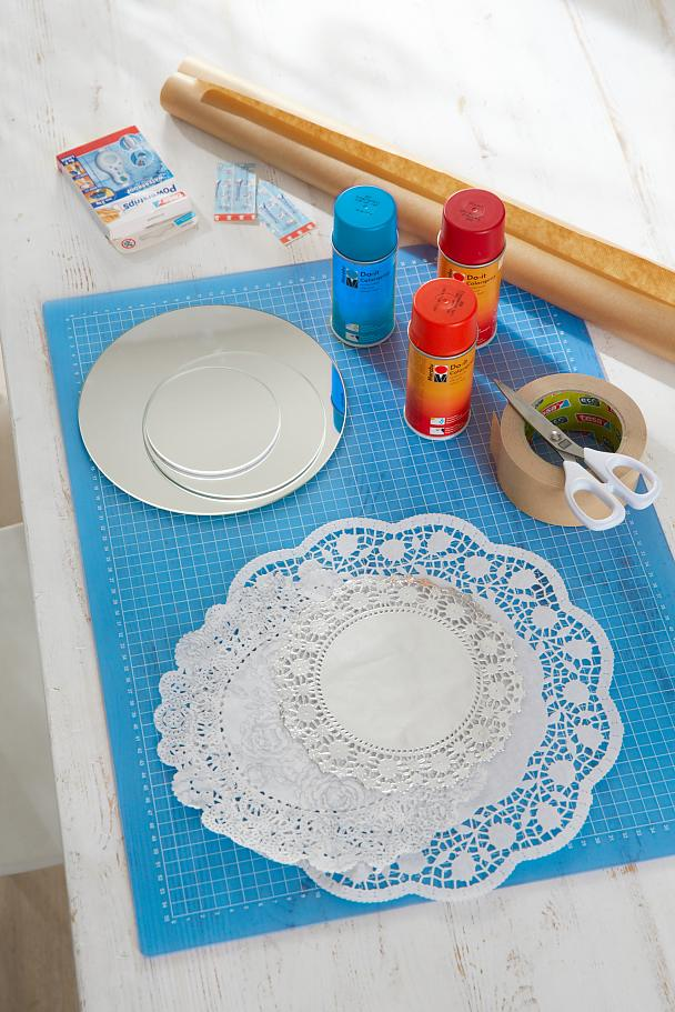 DIY Lacy Mirror for Bathroom / Step 1: Overview