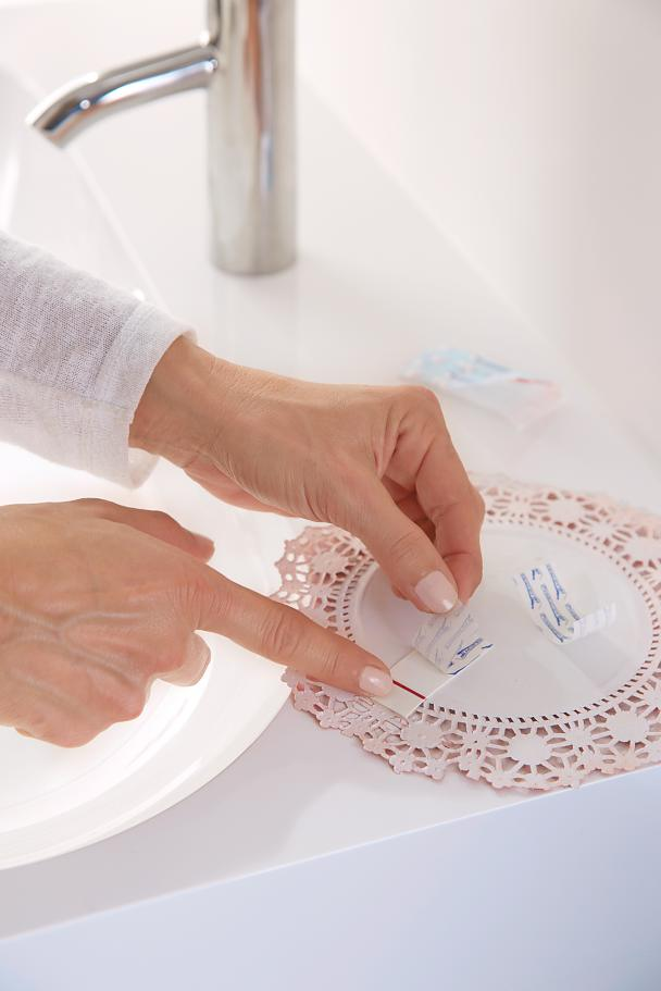 DIY Lacy Mirror for Bathroom / Step 8: Apply Hook to Lacy