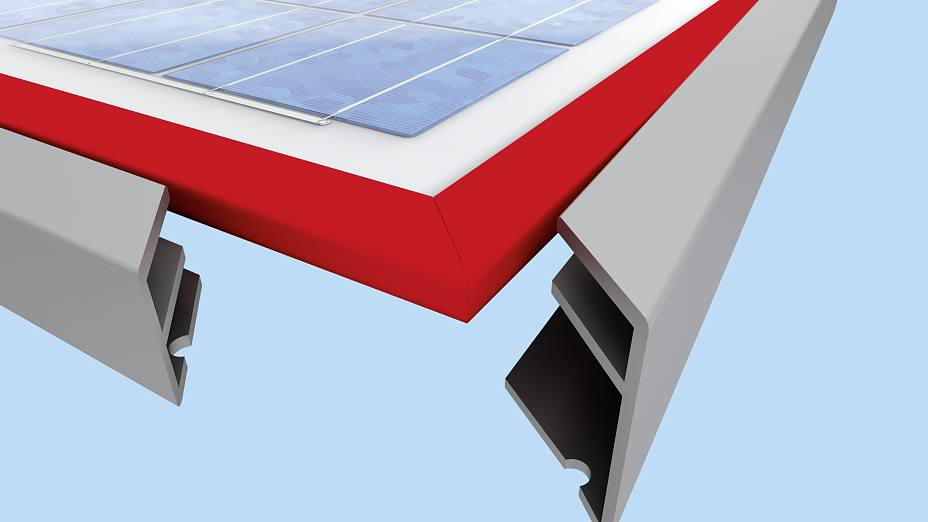 Solar Frame Bonding Tesa