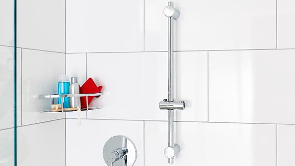 Keep your hands free during a shower session and provide perfect hold for your shower head.