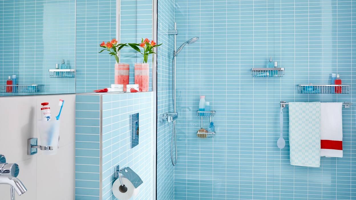 Bathroom design line tesa® ALUXX - tesa