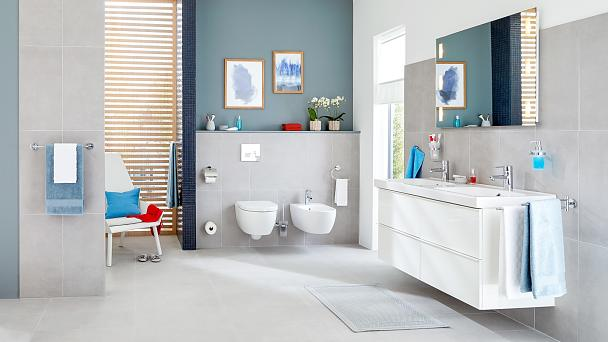 Explore the world of superior bathroom design.