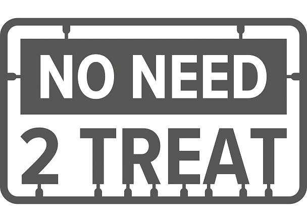 No need 2 treat