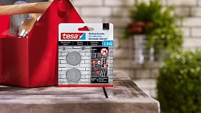 How to use a tesa® Adhesive Screw Round for Brick & Stone 2.5kg.