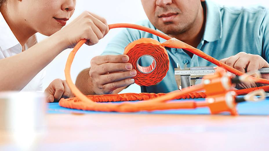 tesa wire harnessing bundling and protection