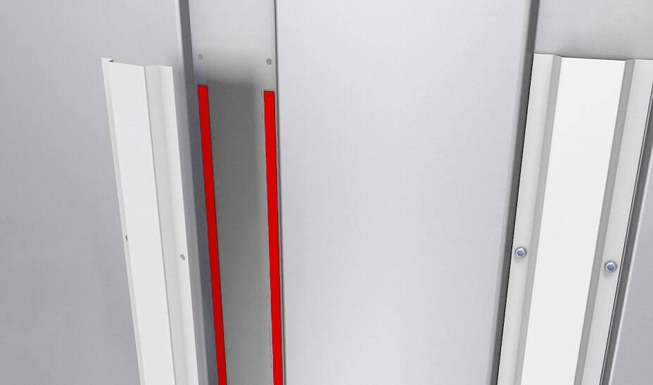 Taulutelevisio seinään ilman reikien poraamista - uusi superteippi ottaa mallia liskon jaloista