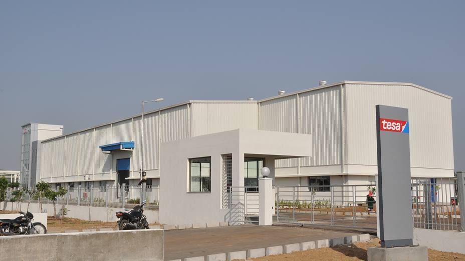 tesa Converting Center, Chennai, Indien