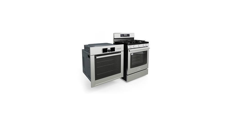 Hornos y cocinas: Soluciones de cinta para los mercados de los ...