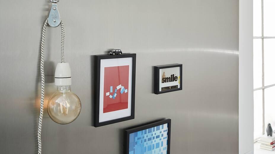Lampe Décorative Installation Sans Perçage Tesa