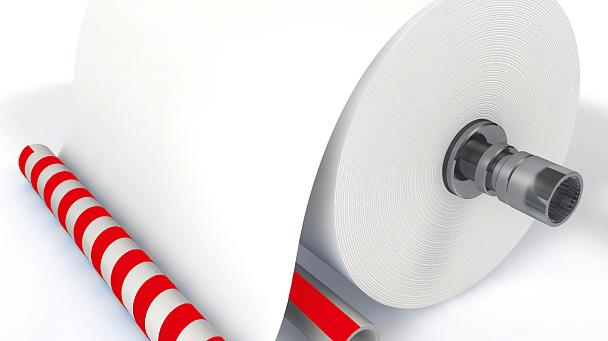 tesa® Process Tapes for paper production