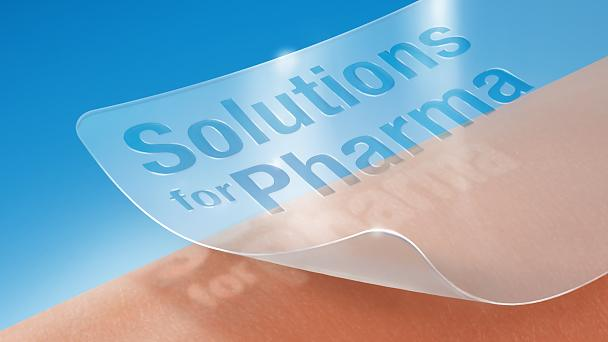 """Solutions for Pharma"": tesa Labtec GmbH launches its new key visual and Internet presence (www.tesa-labtec.com) on February 1."