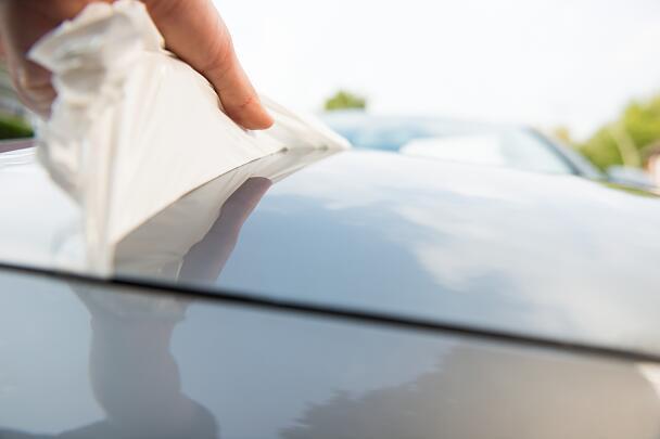 Pellicole di qualità superiore per la protezione di auto in ogni