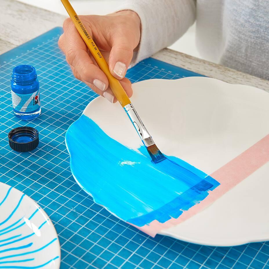 Come Appendere Piatti In Ceramica piatti da appendere al muro - tesa