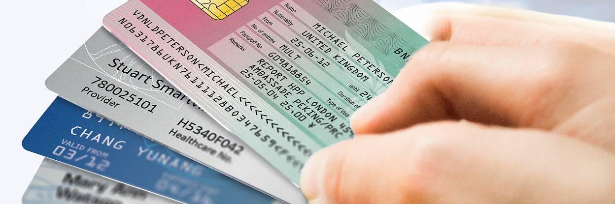 Smartcard-uri