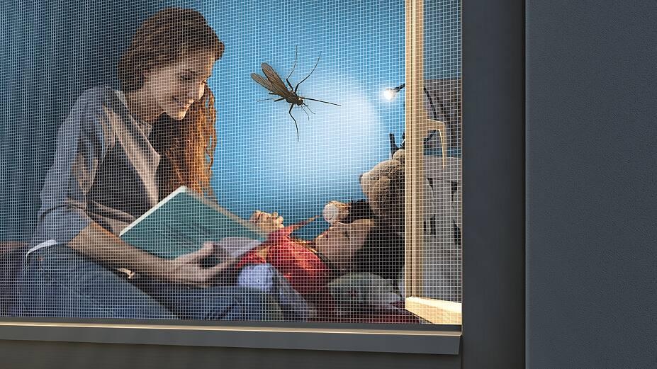 tesa myggnät fönster